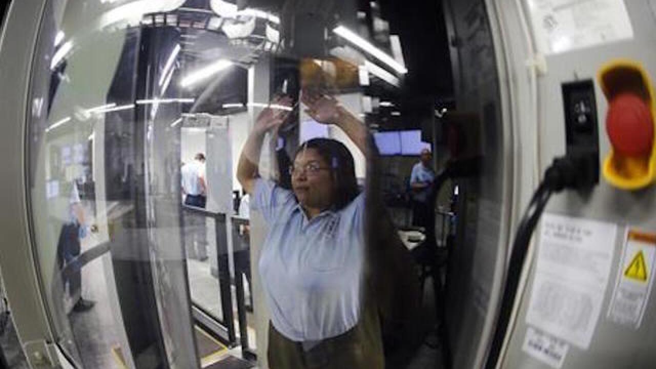 Computers to handle TSA carry-on bag tests