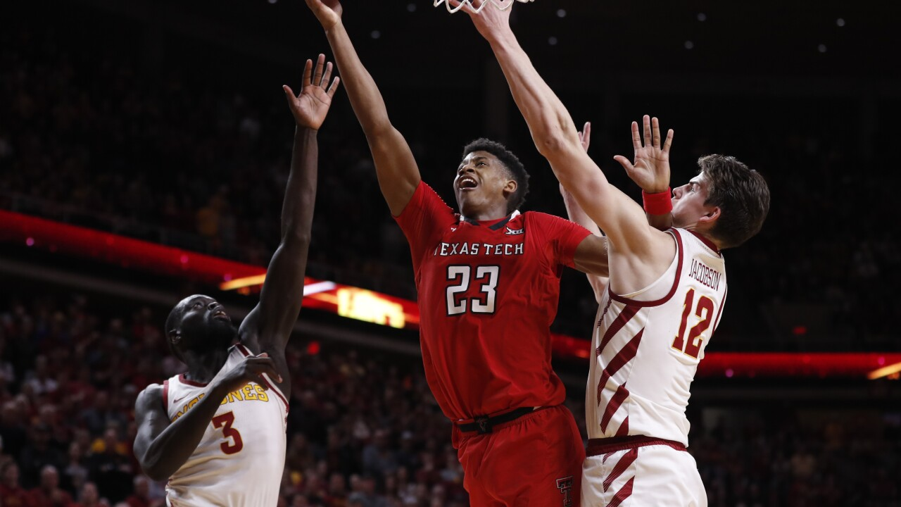 Texas Tech v Iowa State Jarrett Culver