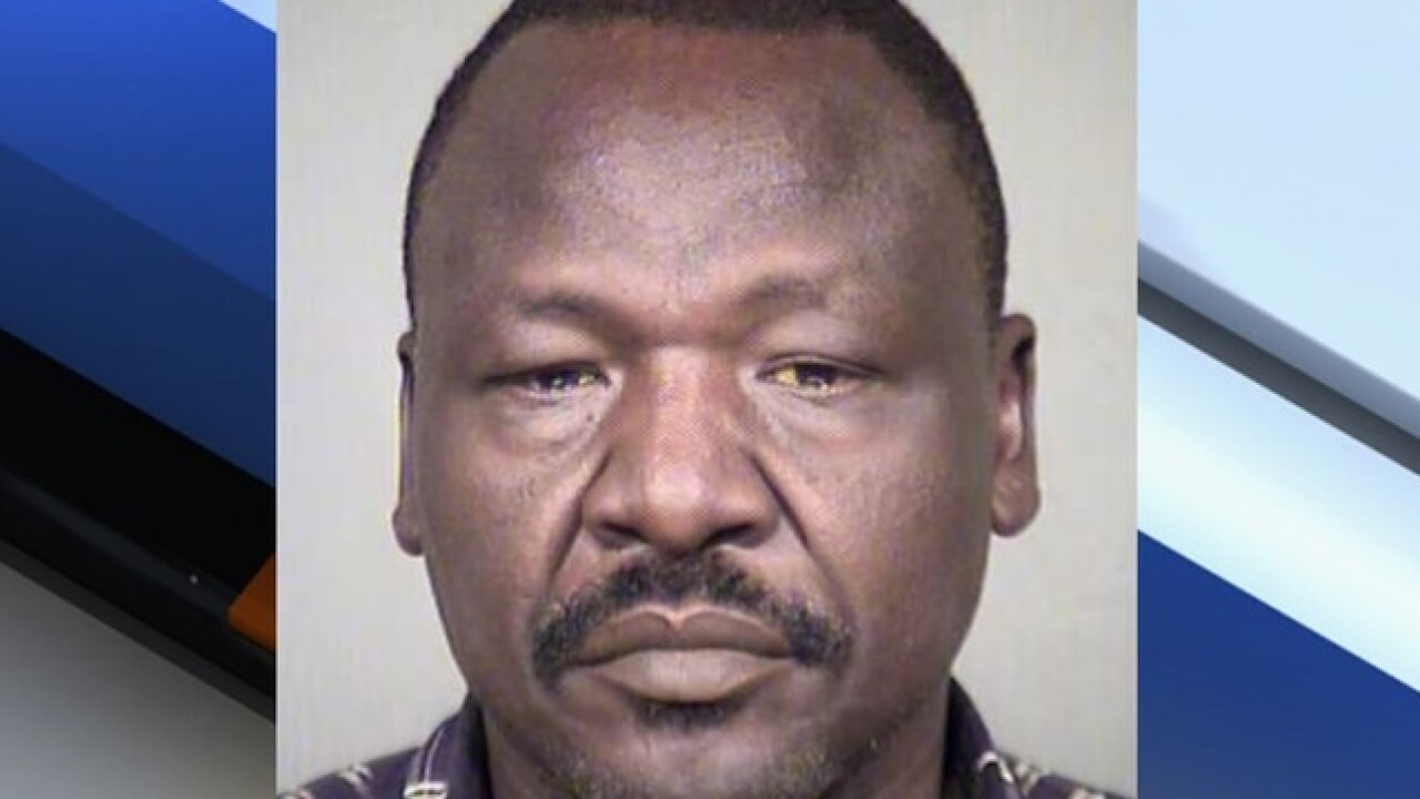 PD: Phoenix man arrested for sex with minor after returning from Sudan