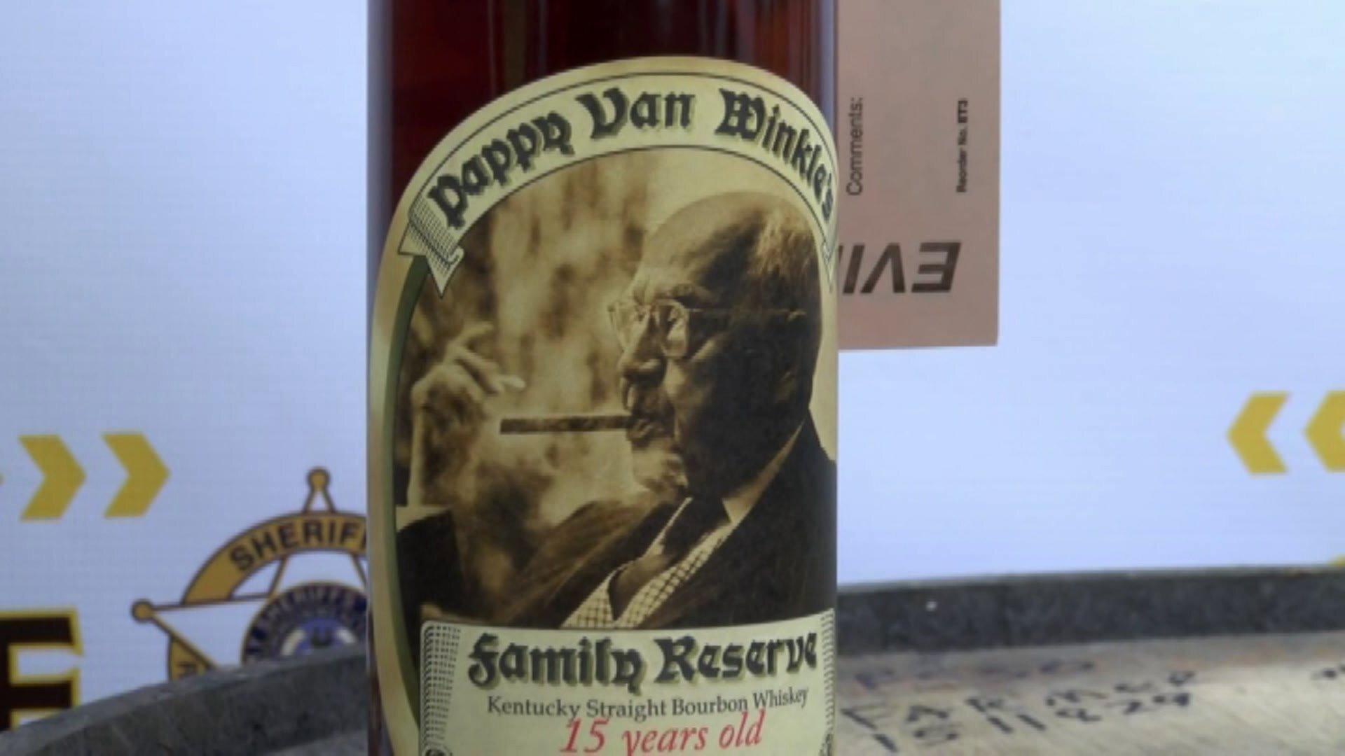 Photos: Distillery workers indicted in massive Kentucky bourbonheist