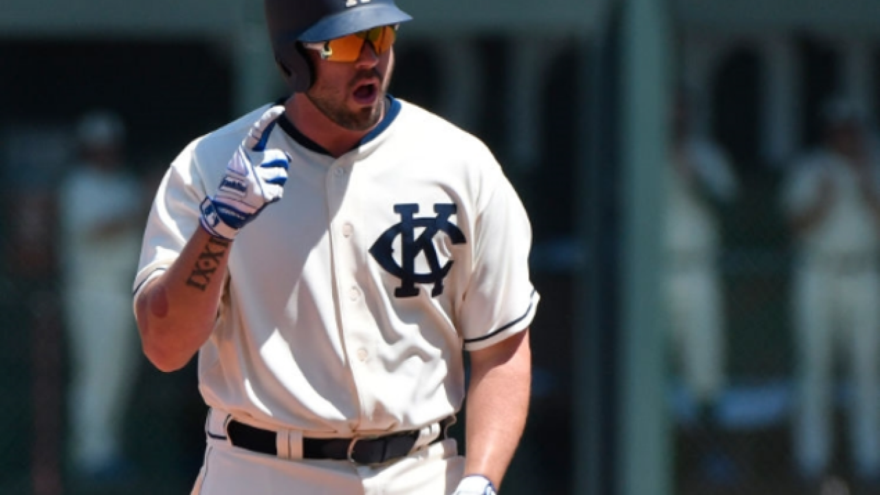 Mike Moustakas helps Royals top Tigers, win first series