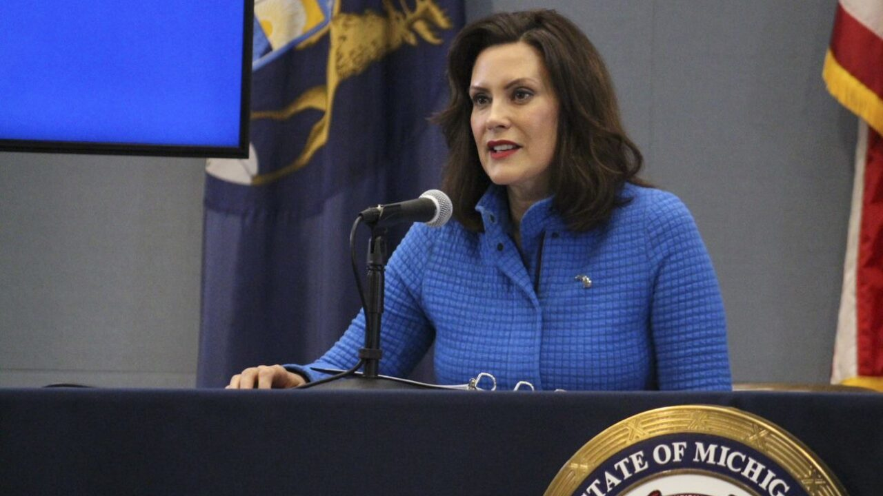 Governor Whitmer extends Michigan's stay-home order until June 12