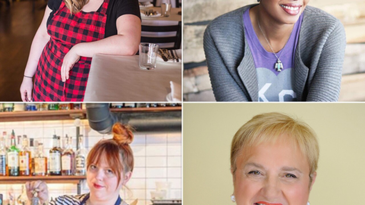 PODCAST: Women in the food industry in the era of #MeToo