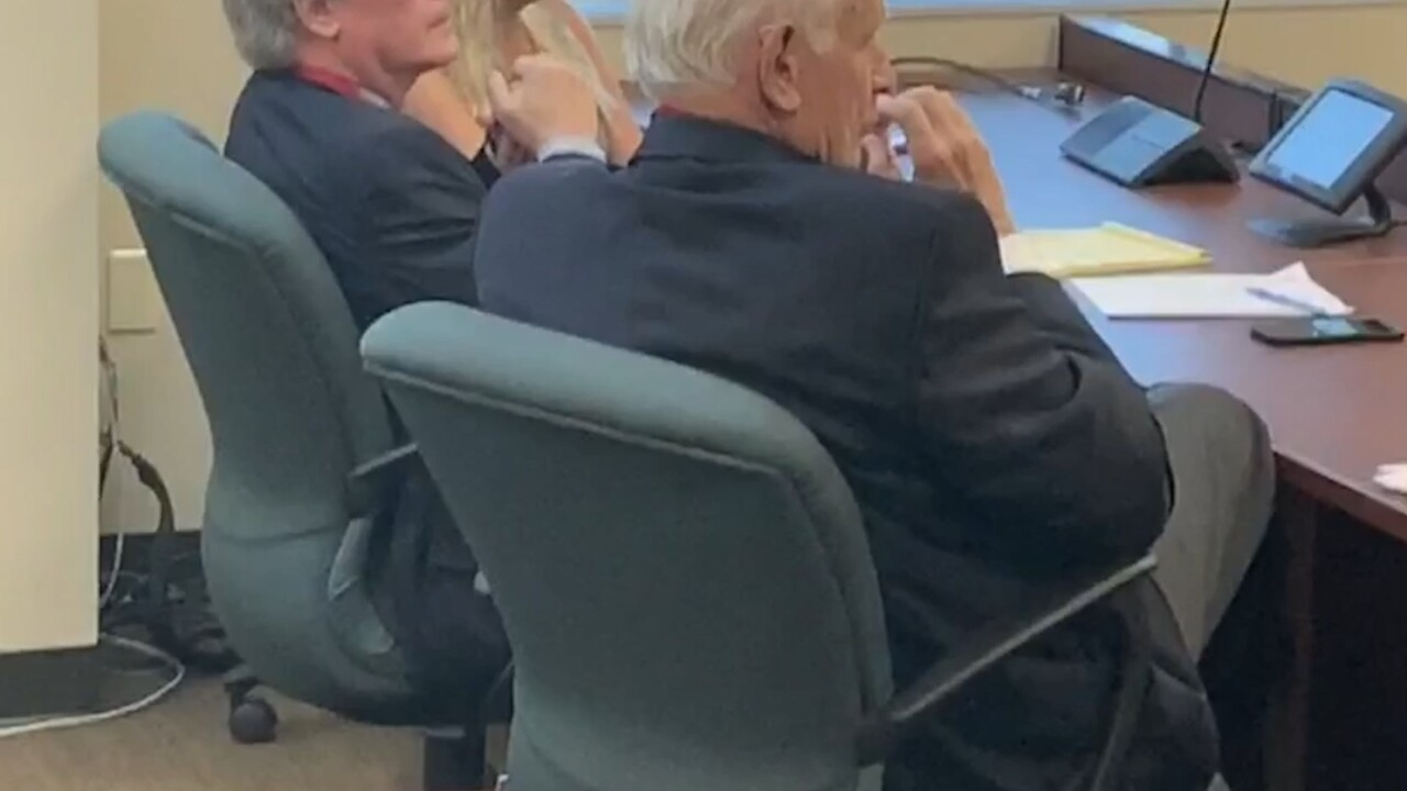 KELSEY KETRON WITH ATTORNEYS AT HEARING