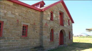"The J.C. Adams Stone Barn is a Sun River Valley ""jewel"""