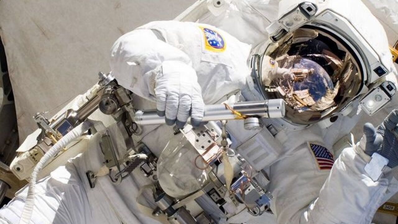 NASA's next mission? Solving the problem of 'space poop'