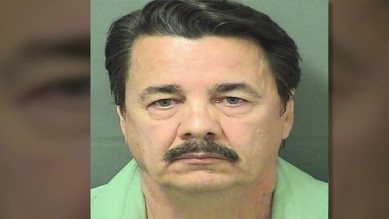 Florida Uber driver charged with sexual battery