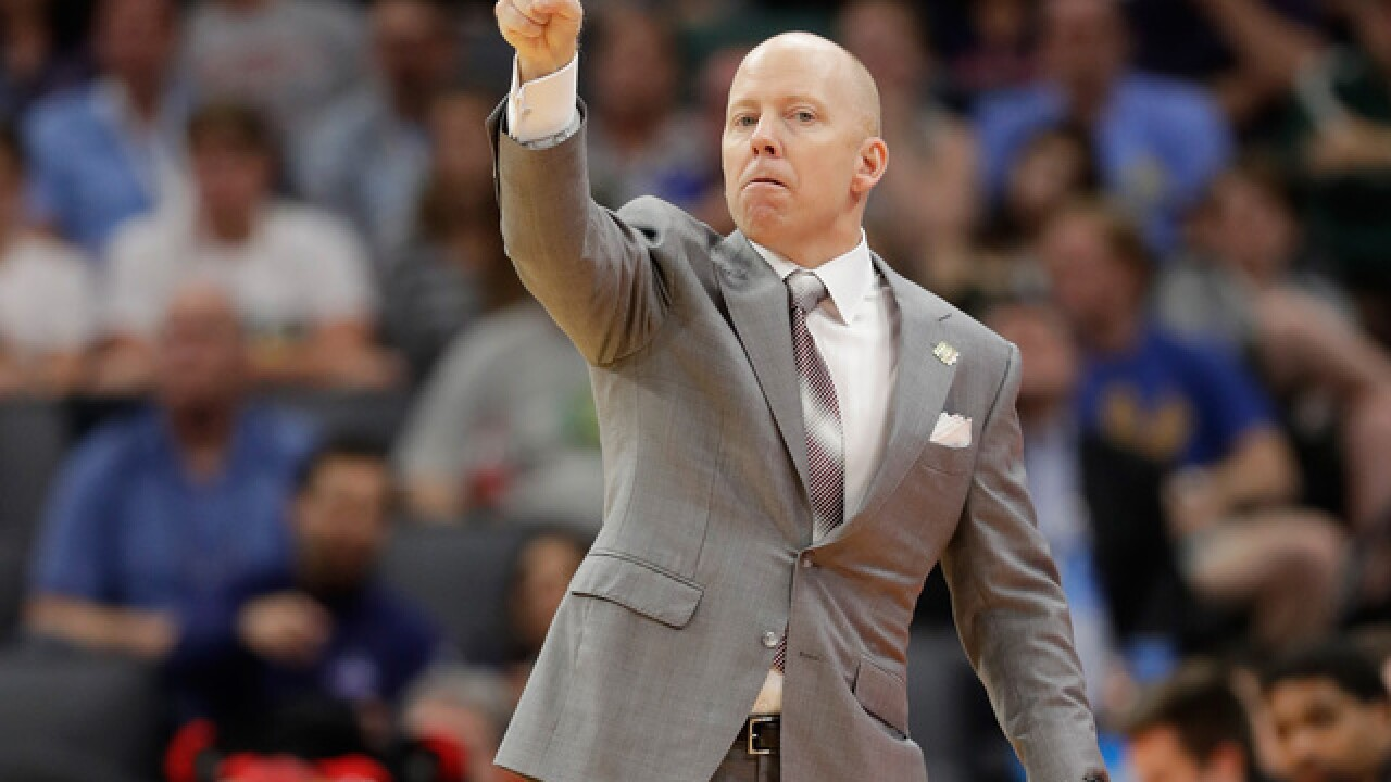 Catching up with UC hoops coach Mick Cronin