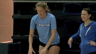 CU Volleyball Motivated By 2nd Place Preseason Ranking in Big East