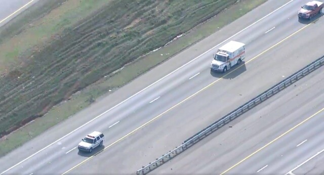 Photos: Officials Escort Jesse Reed's Body To Nashville
