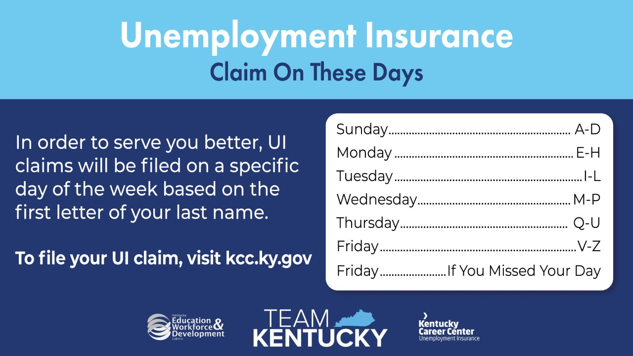 Kentucky Unemployment Claims Overload System But State Is Working