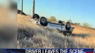 Driver expected to face charges after leaving scene of accident