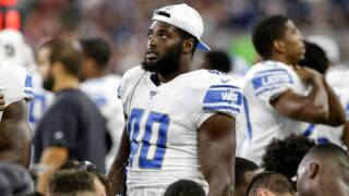 Jarrad Davis, Taylor Decker, Da'Shawn Hand questionable for Lions home opener vs. Chargers
