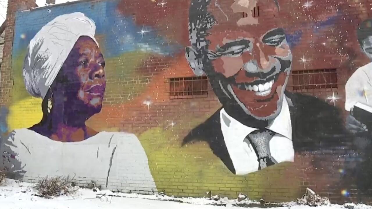 Cleveland murals