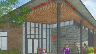 Allegan Public Schools - New Elementary Rendering