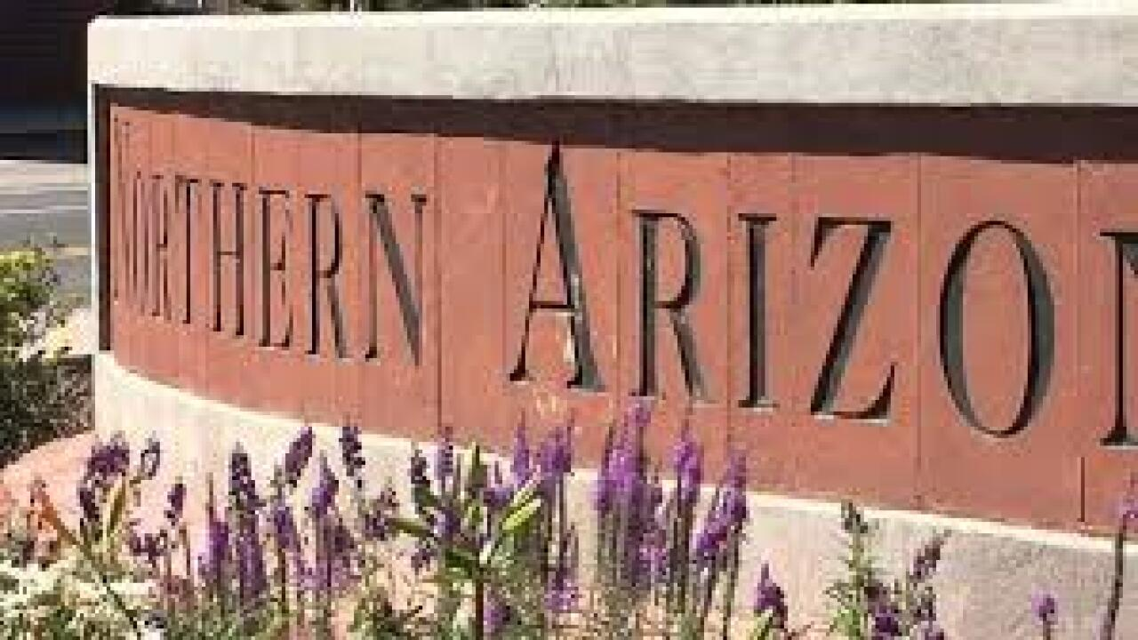Northern Arizona University has reopened for in-person classes Monday, welcoming students for the first time since the coronavirus pandemic closed the Flagstaff campus in March.