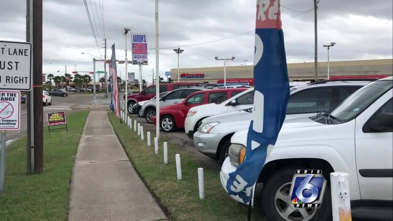 Used car purchases during the pandemic