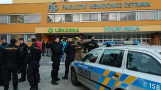 Shooting at Czech Republic hospital on Dec. 10, 2019