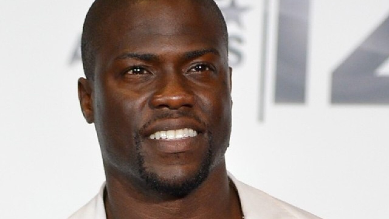 Kevin Hart stepping down from hosting the Oscars