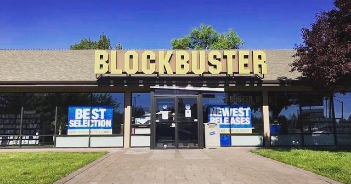 And Then There Was One America Has Just Blockbuster Left