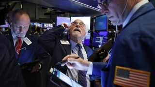 Stocks tumble following Trump's stimulus announcement