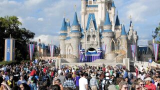 Disney World to reduce hours beginning Sept. 8