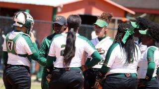 FAMU Softballers Clean Sweep S.C. State