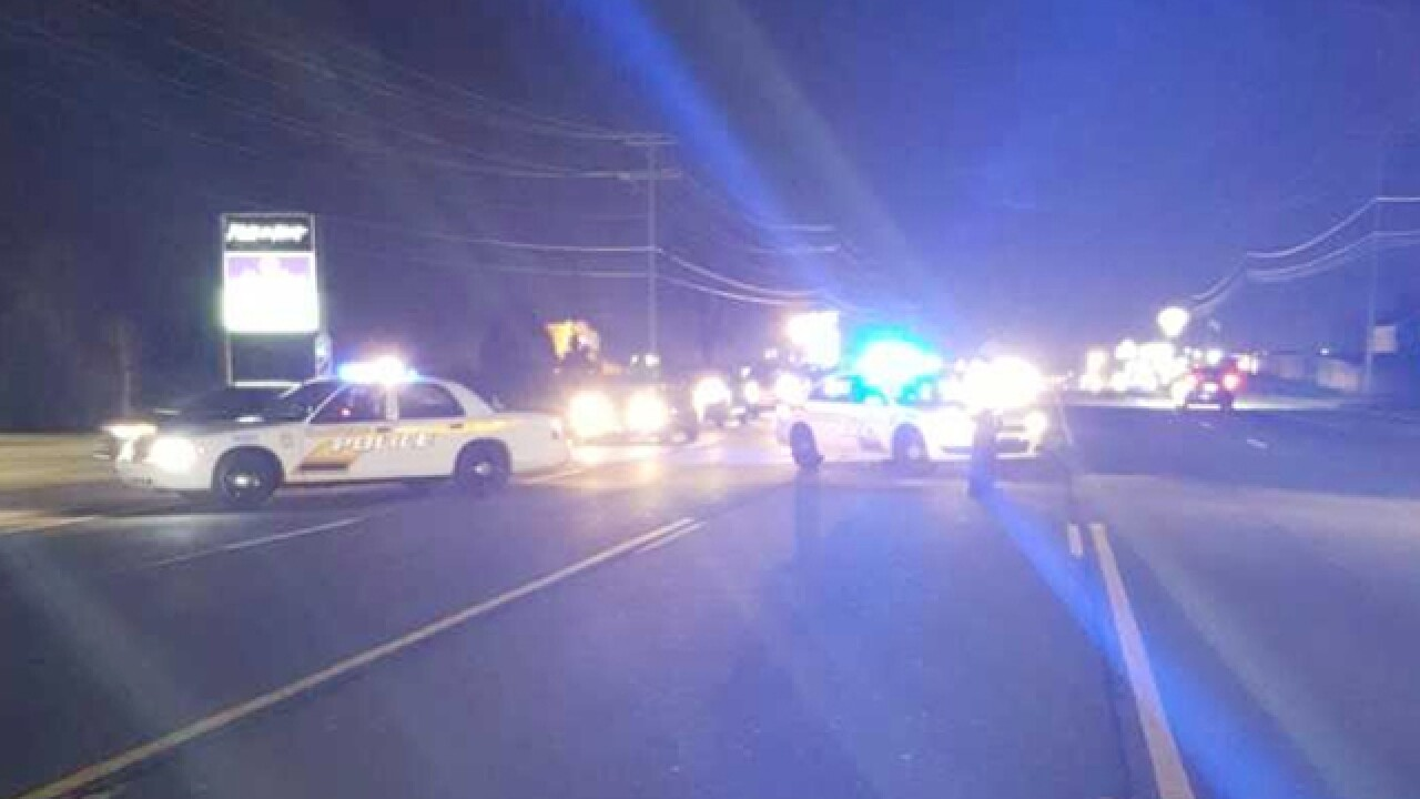 Pedestrian Hit, Killed In Clarksville Wreck