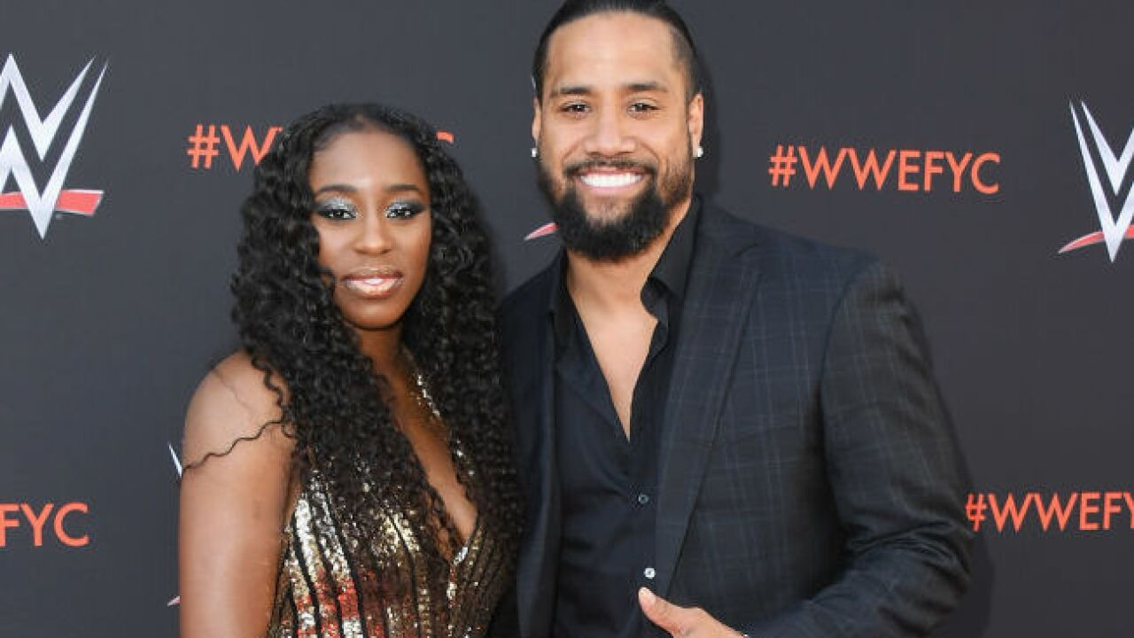 Jimmy Uso: WWE star arrested after traffic stop in Detroit