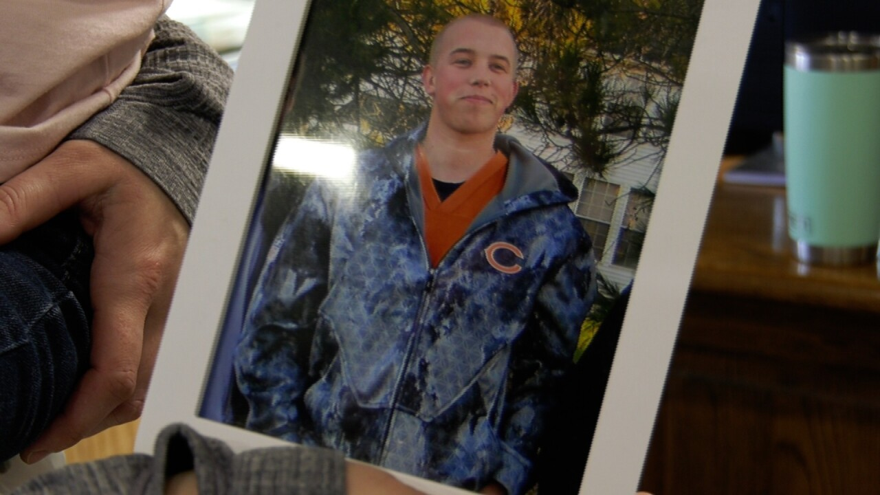 'Like losing a part of Camden:' Belgrade family says fallen Air Force son's items stolen from storage unit