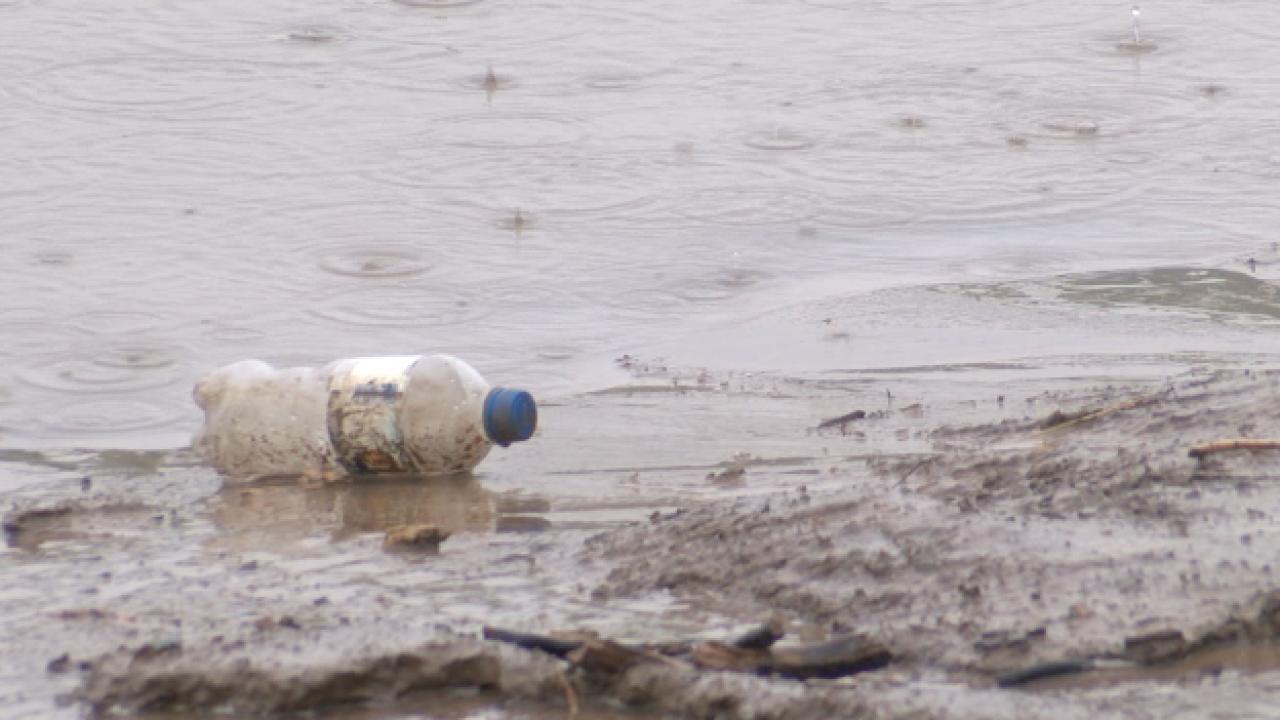 Kansas River Pollution