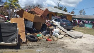 Bahamian family returns to Freeport, shocked by devastation left by Hurricane Dorian
