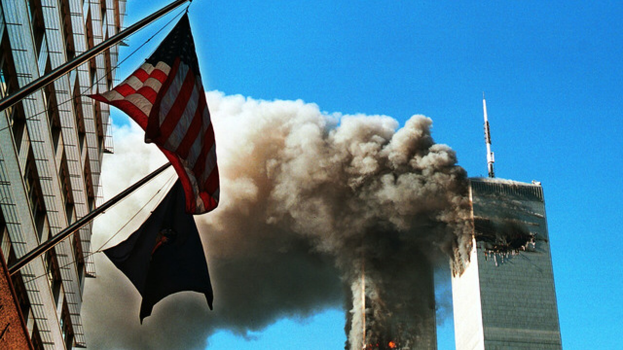 PHOTOS: Remembering the lives lost in the 9/11 attacks, 16 years ago