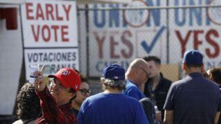 Nevada caucus vote early.JPG