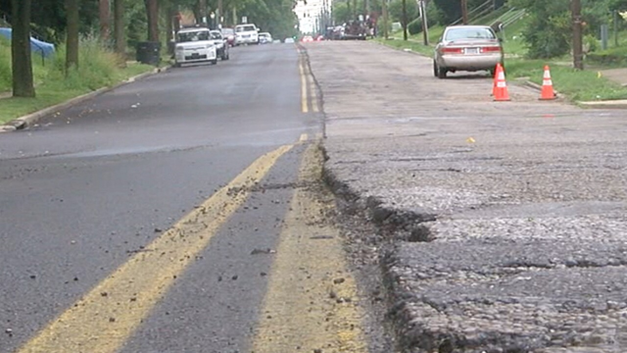 Report: It'll cost $1 billion to bring all city roads, bridges to 'good' condition