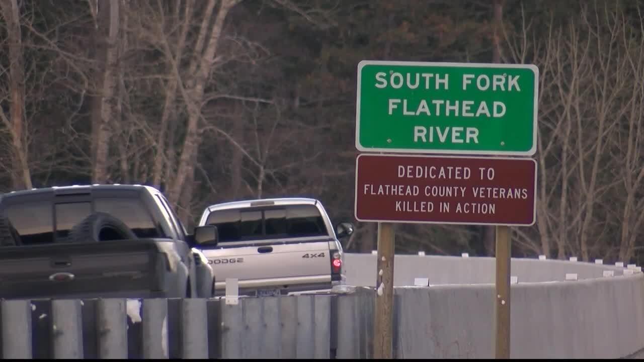 South fork Bridge Veterans Dedication