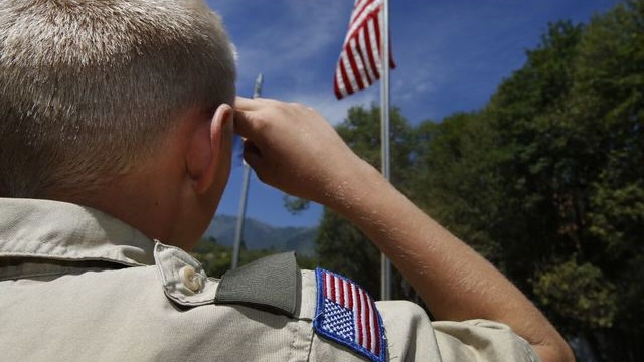 Boy Scout lost in Wyoming wilderness survived on bugs, bark
