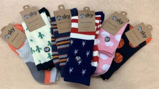 Making A Difference: Sky Footwear Aims To Donate 1,000 Pairs Of Socks To Lexington Mission