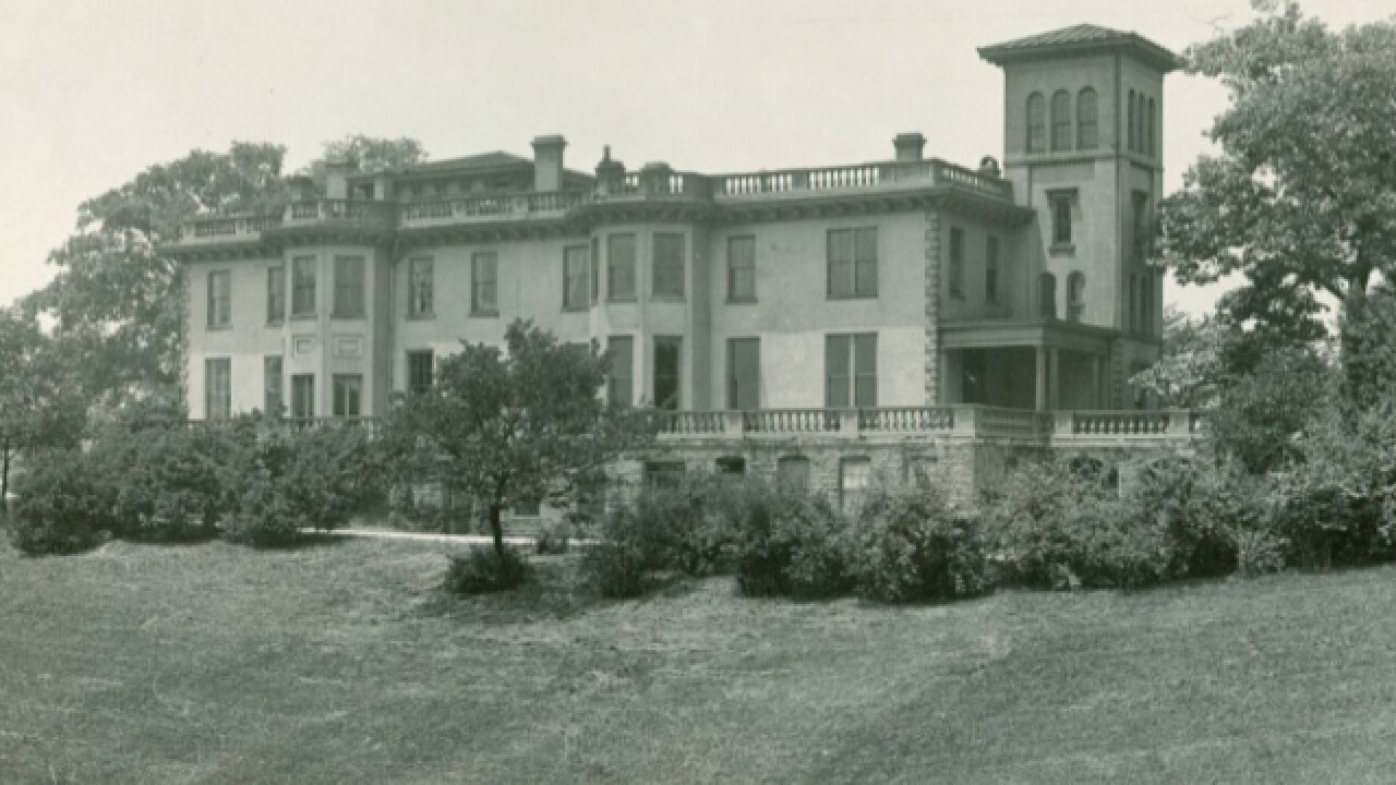 From the Vault: Mount Storm once had a mansion