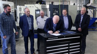 Gianforte Bill Signing