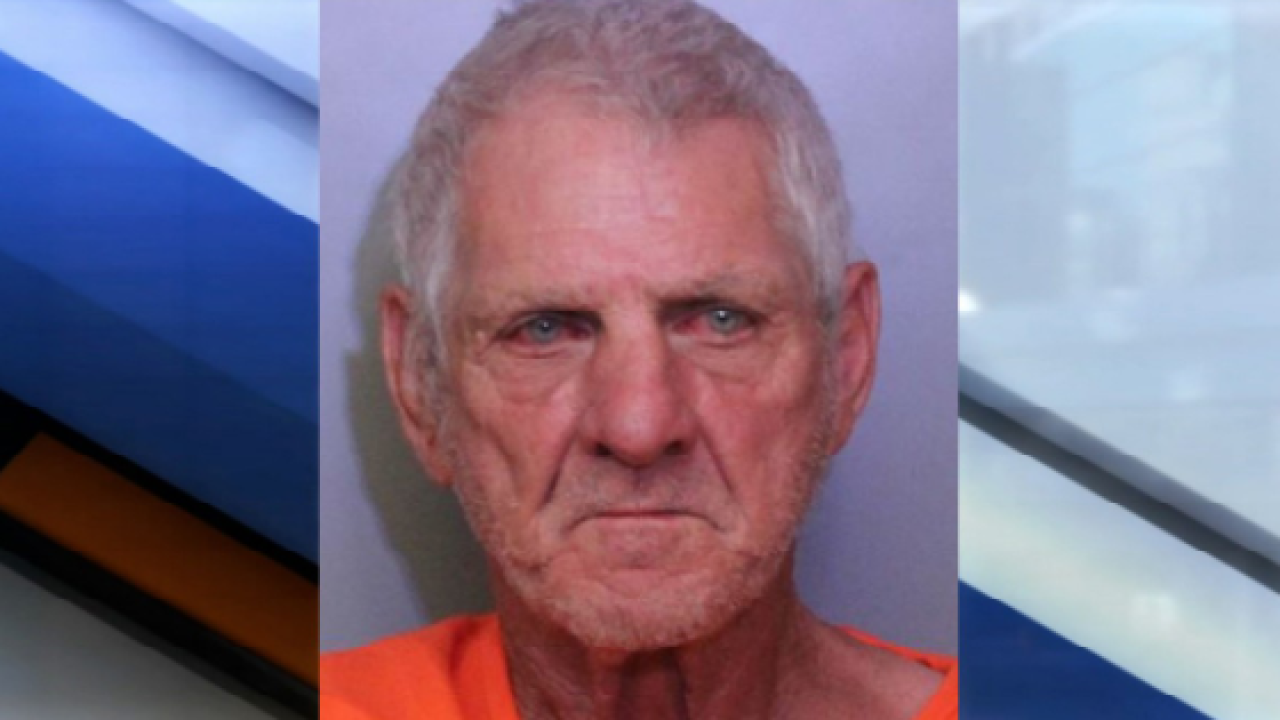 Florida man charged with DUI after crashing lawn mower into police car.png