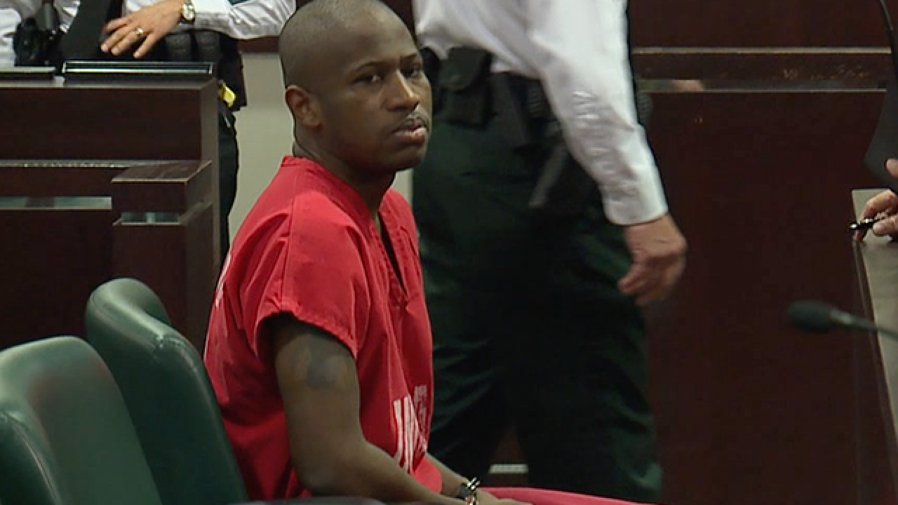Mental competency hearing for accused killer