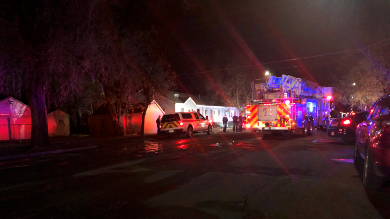 2 people injured in gas explosion at Billings apartment