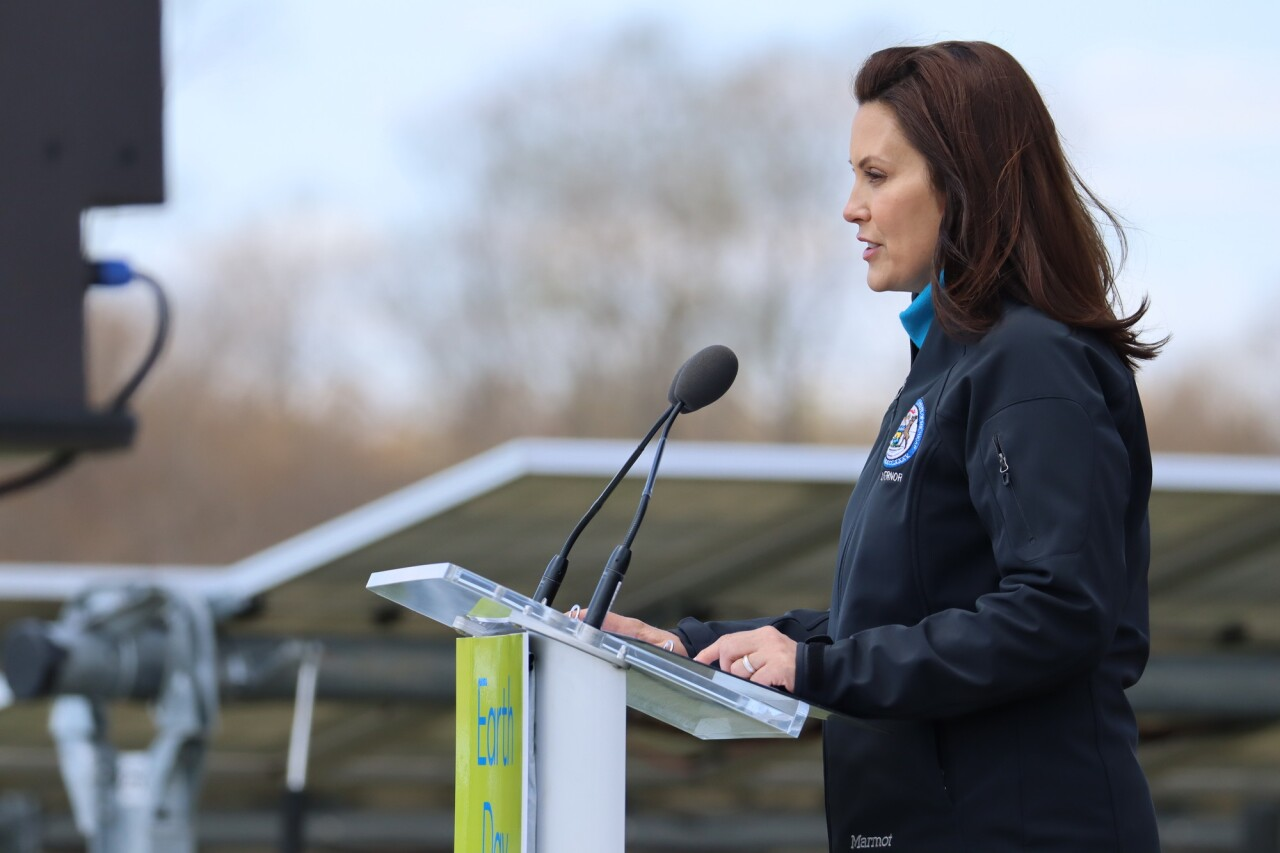 Governor Whitmer on Earth Day