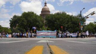Texas Legislature Transgender Legislation