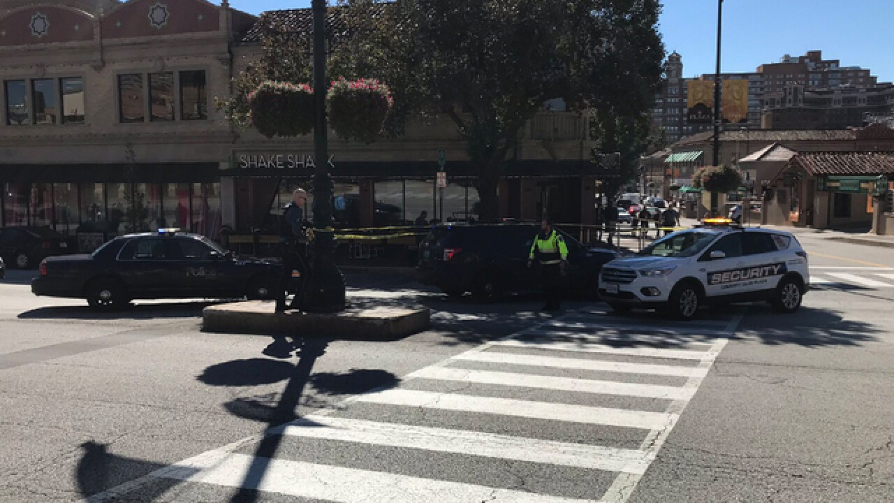 Streets closed in Plaza after shots fired report