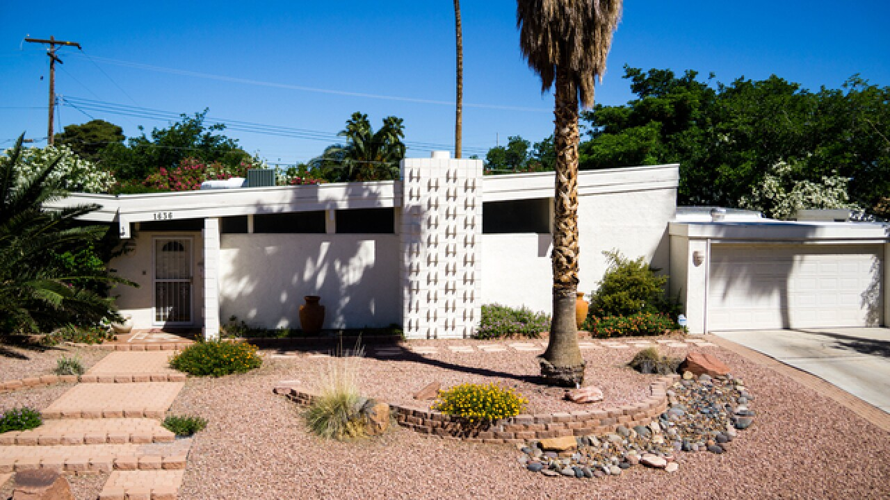 Our Las Vegas Mid Century Modern Homes In Las Vegas