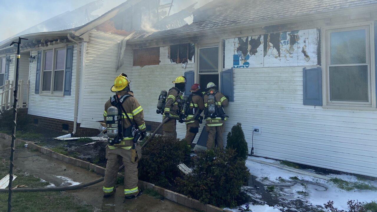 CH 1300 Sanderson Road house fire (February 28) 2.jpg
