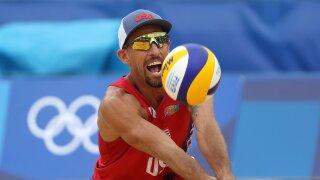 USA's Dalhausser, Lucena rebound with big win over Alison, Alvaro