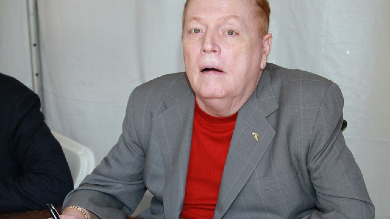 Larry Flynt offers $10M for dirt on Trump